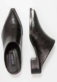 Senso - LINNEA - Mules - ebony - 3