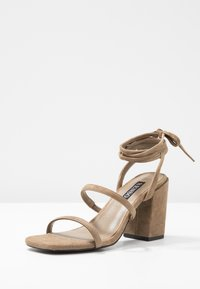 Senso - OLLY  - High heeled sandals - espresso - 4