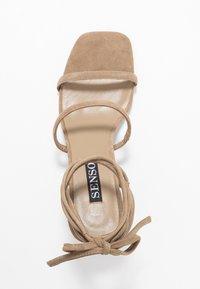 Senso - OLLY  - High heeled sandals - espresso - 3