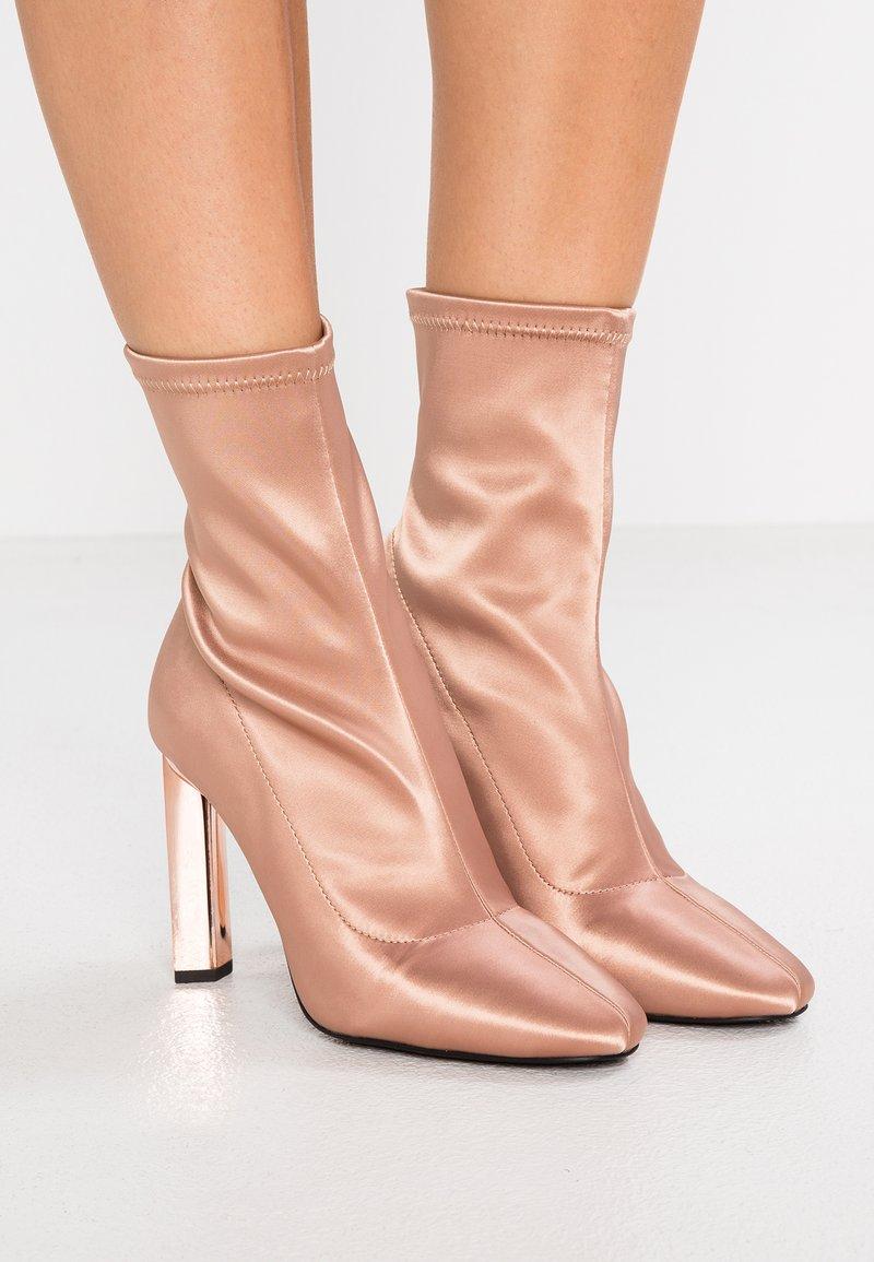 Senso - WYNN - High Heel Stiefelette - cinnamon