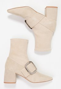 Senso - SABINE STRETCH - Classic ankle boots - sand - 3