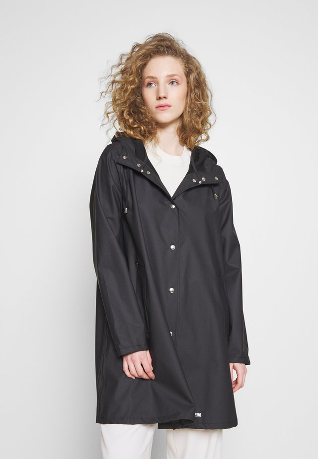 WATERPROOF MOSEBACKE - Regnjacka - black
