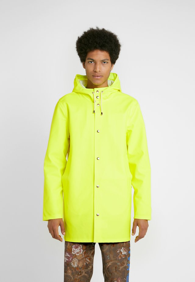 STOCKHOLM - Parka - safety yellow