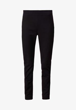 PIKKA - Pantaloni - black