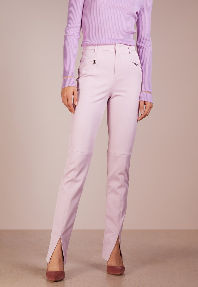 PANTS PINAH - Trousers - lilac