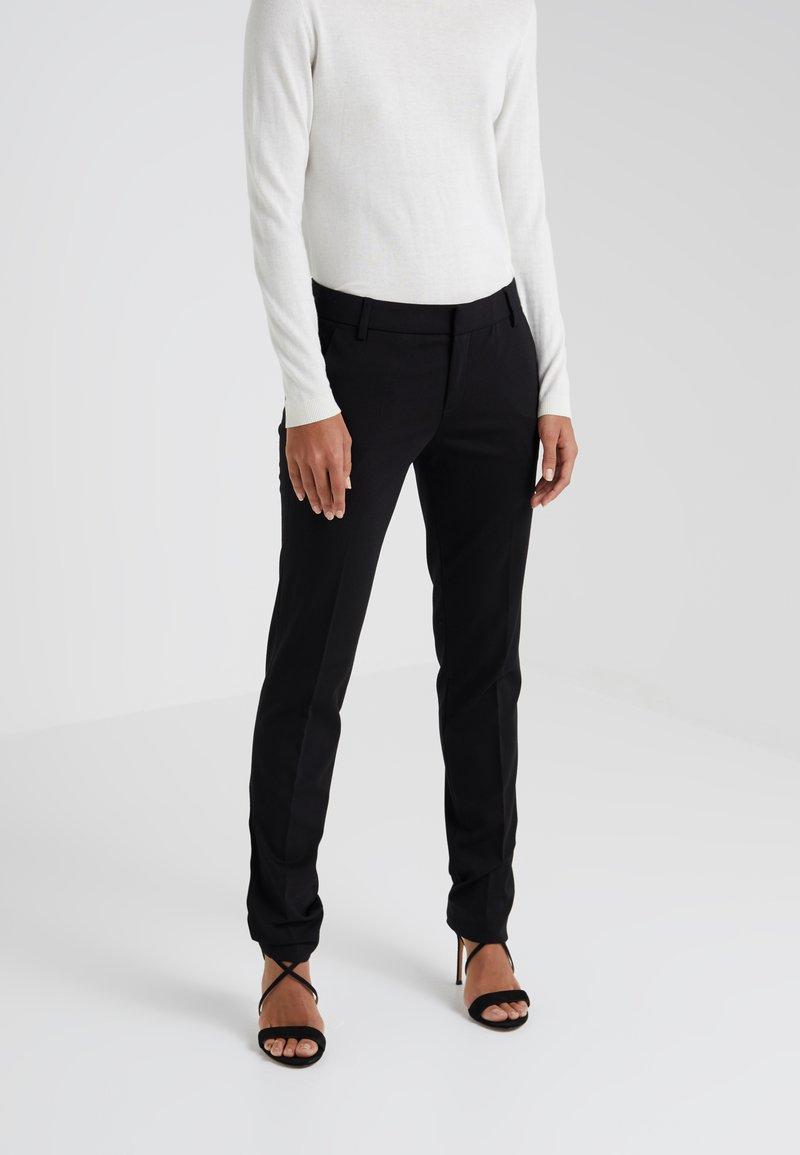 Strenesse - TROUSER PERI - Trousers - black