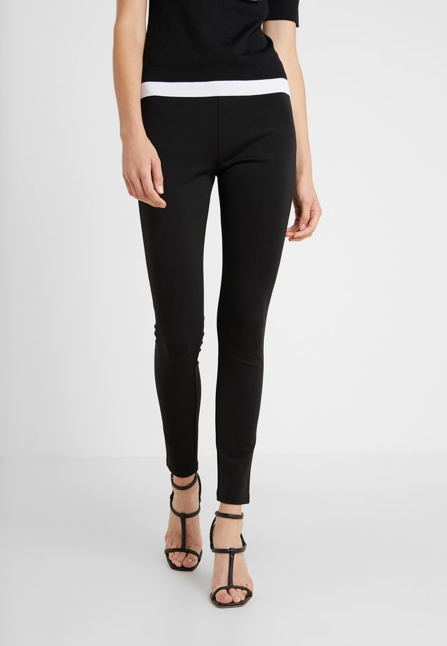PANTS PHERA - Jeggings - black