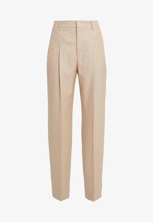 ICONIC - Pantalon classique - camel