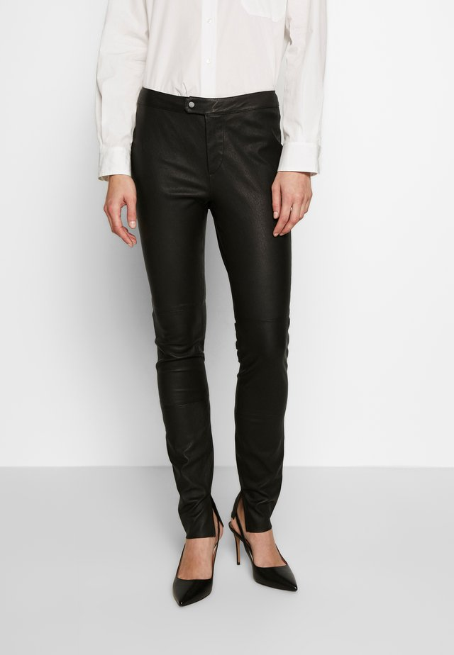 PANT - Leggingsit - black