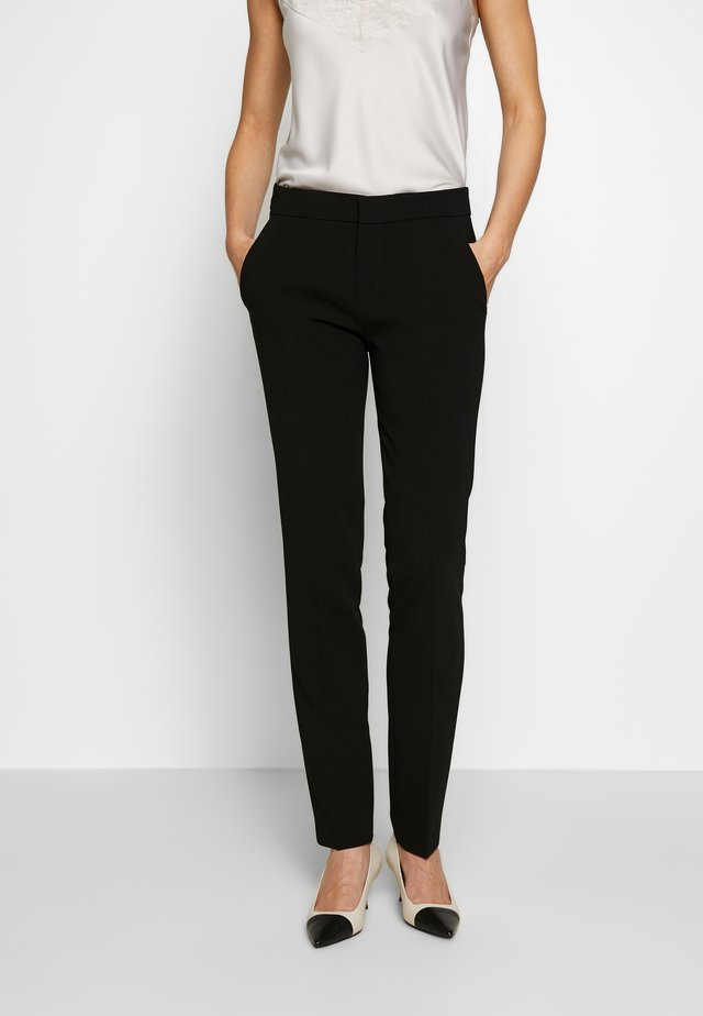TROUSER - Bukse - black