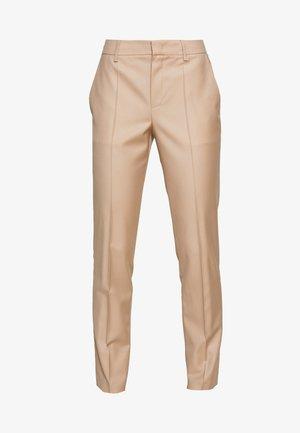TROUSER - Pantalon classique - camel