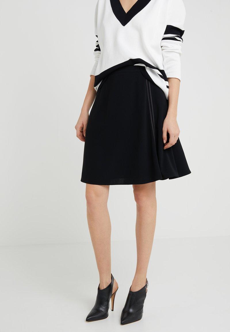 Strenesse - SWING - A-snit nederdel/ A-formede nederdele - black