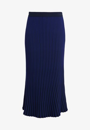 SKIRT - Maxi sukně - navy/blue