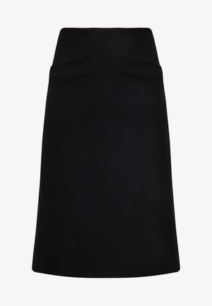 SKIRT SARILLA - Gonna a campana - black