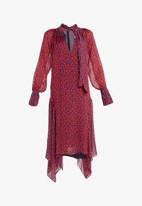 Strenesse - DRESS DIAMONDE - Vestito lungo - navy/red - 4
