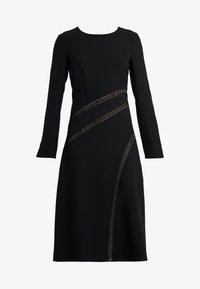 Strenesse - DRESS - Vestito estivo - black - 4