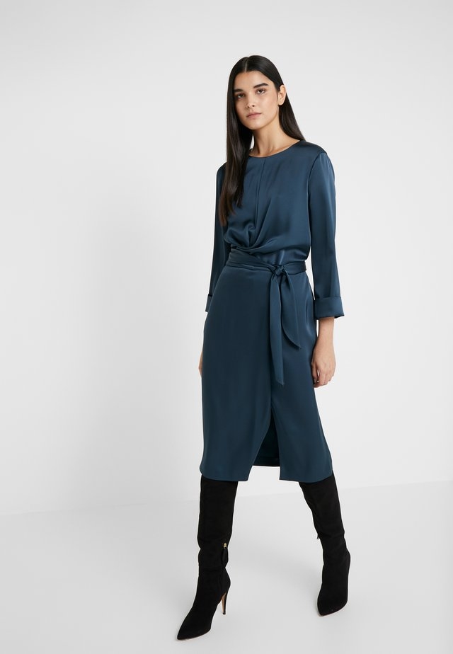 DRESS - Cocktailjurk - dark green