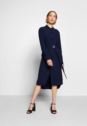 DRESS - Košilové šaty - ink