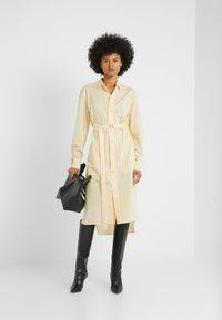 Strenesse - DRESS - Košilové šaty - vanilla - 1