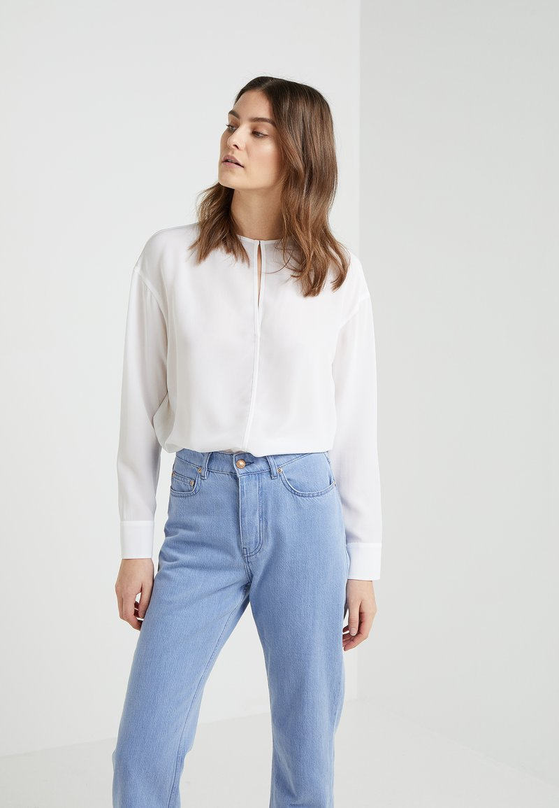 Strenesse - BLOUSE TURE - Bluser - offwhite