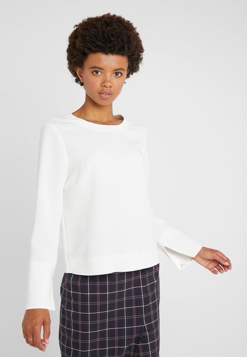 Strenesse - BLOUSE TONDIE - Camicetta - offwhite
