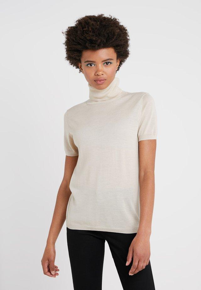 Print T-shirt - miel