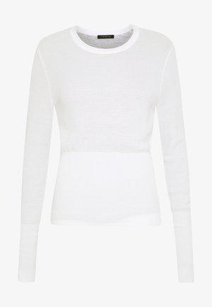 KAINA - Svetr - optic white