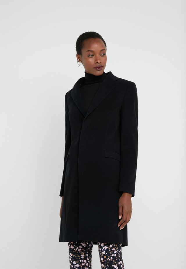 COAT - Mantel - black