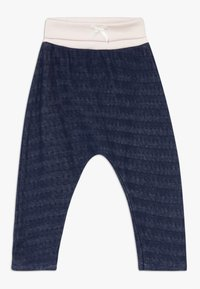 Sanetta fiftyseven - PANTS BABY  - Trousers - deepblue - 0