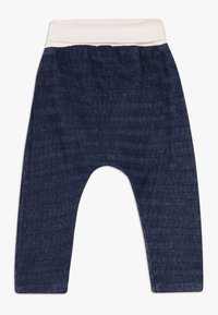 Sanetta fiftyseven - PANTS BABY  - Trousers - deepblue - 1