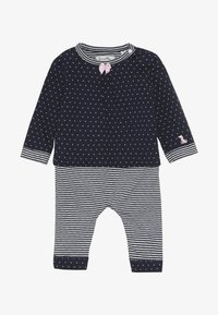 Sanetta fiftyseven - INDOOROVERALL - Overal - deep blue - 2