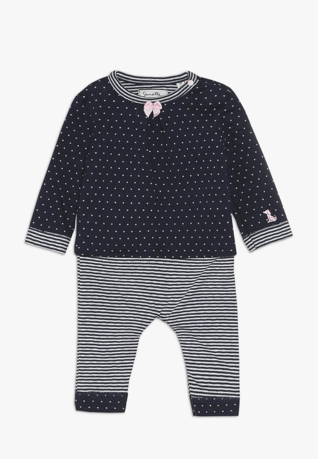 INDOOROVERALL - Overall / Jumpsuit - deep blue