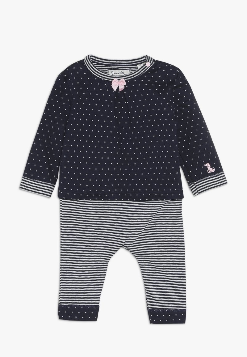 Sanetta fiftyseven - INDOOROVERALL - Overal - deep blue