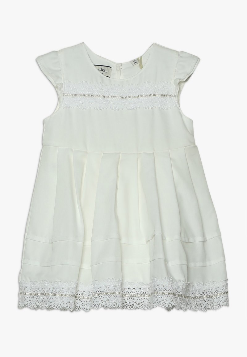 Sanetta fiftyseven - DRESS - Cocktail dress / Party dress - ivory