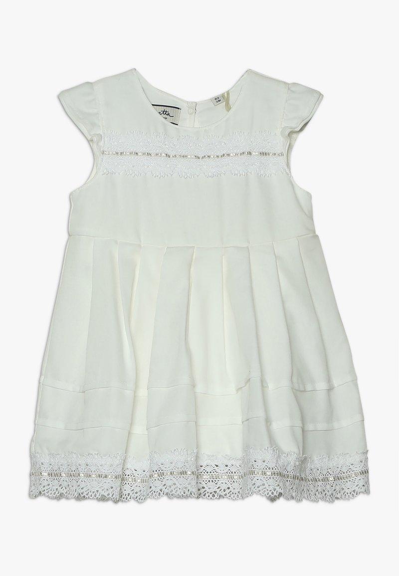 Sanetta fiftyseven - DRESS - Cocktailkleid/festliches Kleid - ivory