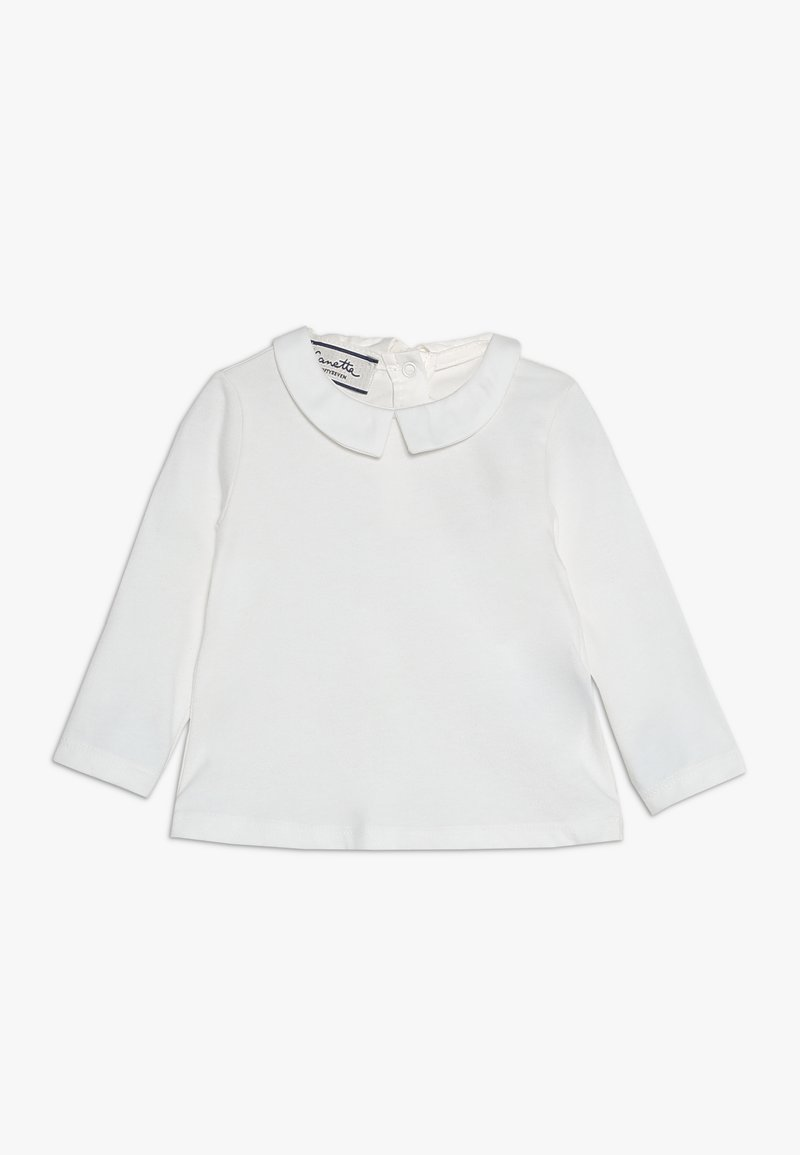 Sanetta fiftyseven - Long sleeved top - ivory