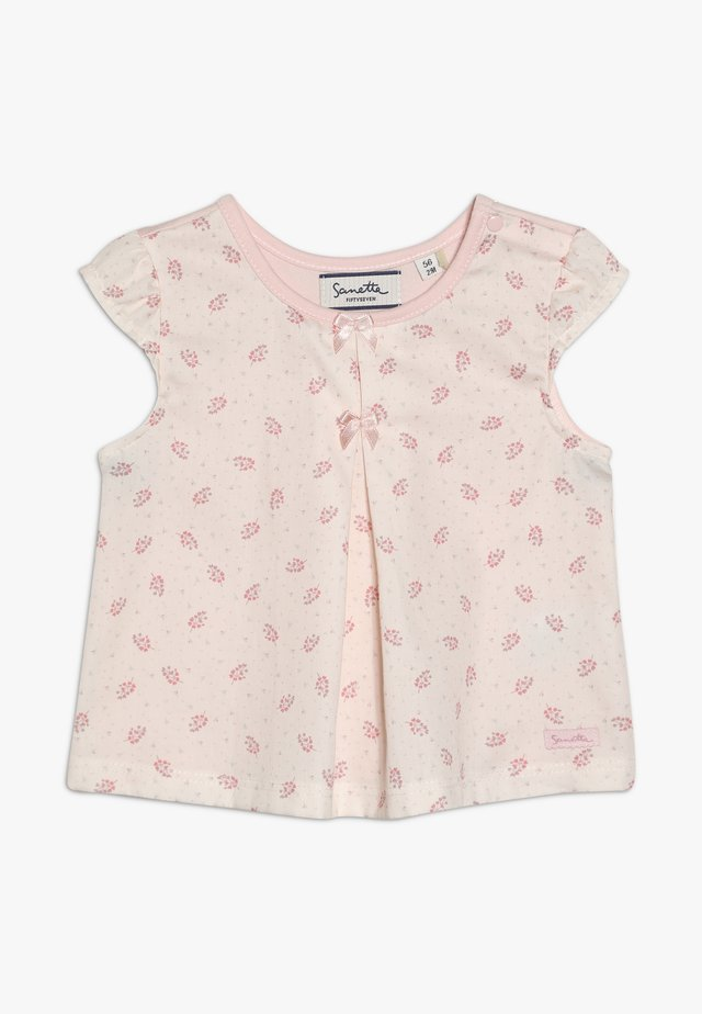 BLOUSE BABY - Bluser - seashell rose