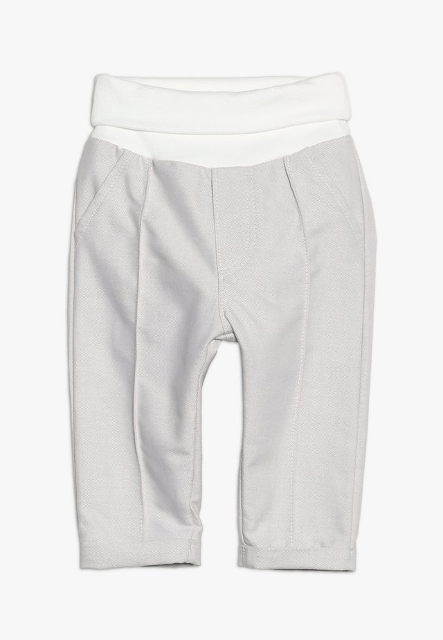 PANTS LINED - Kangashousut - summer white