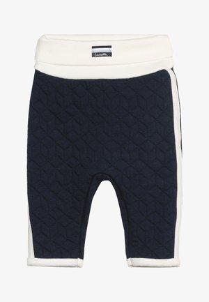 PANTS - Kalhoty - deep blue