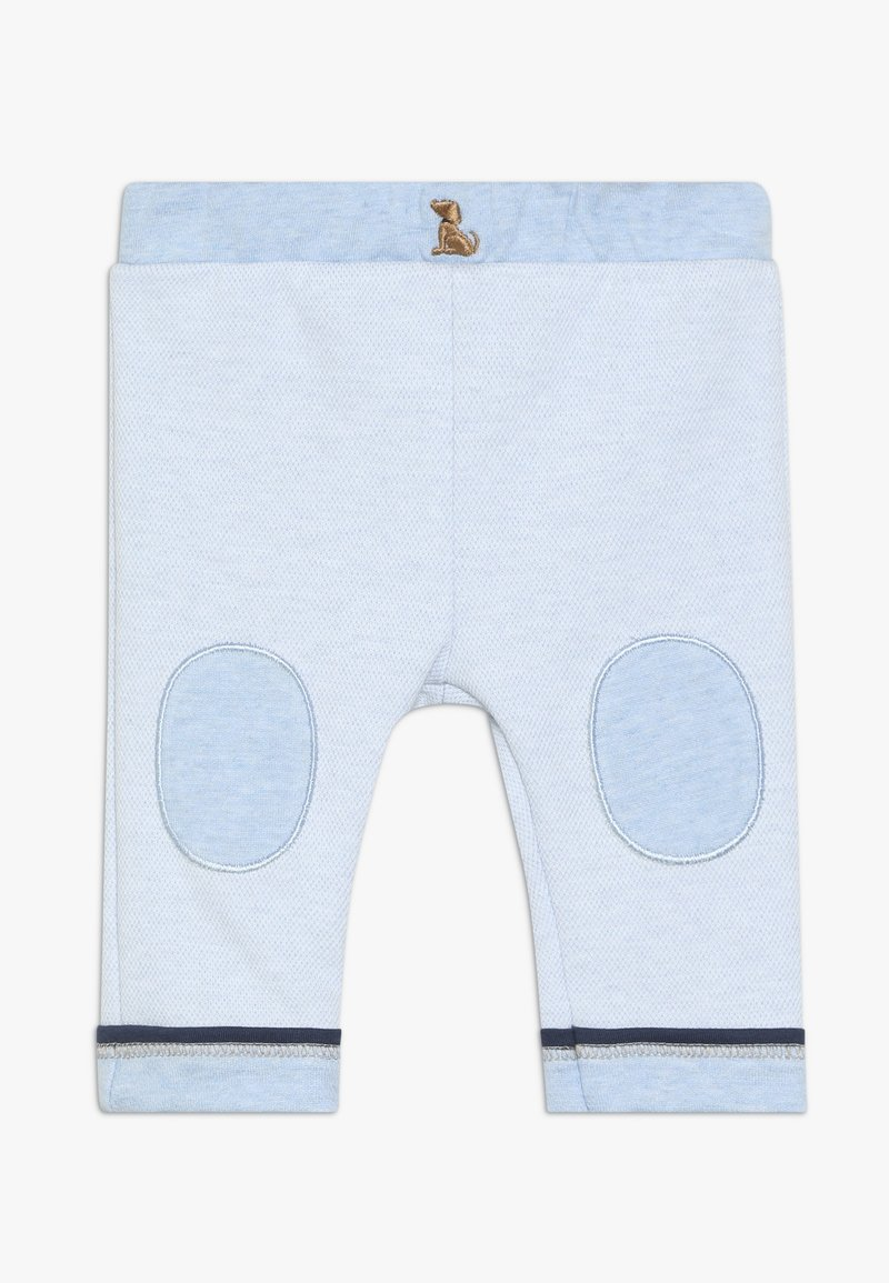 Sanetta fiftyseven - PANTS BABY  - Trousers - fresh cloud