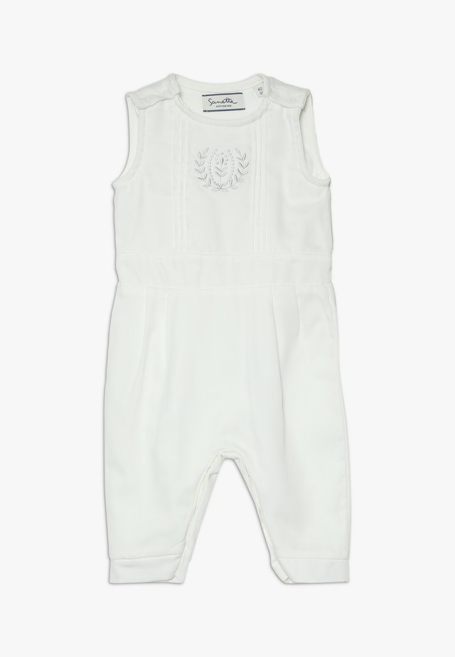 INDOOROVERALL - Jumpsuit - ivory