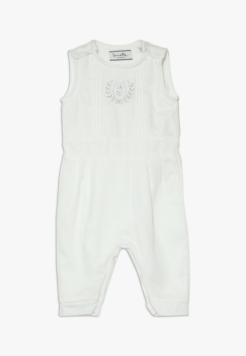 Sanetta fiftyseven - INDOOROVERALL - Jumpsuit - ivory