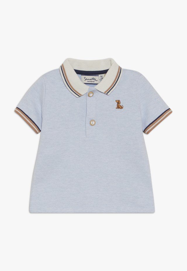 BABY - Koszulka polo - fresh cloud
