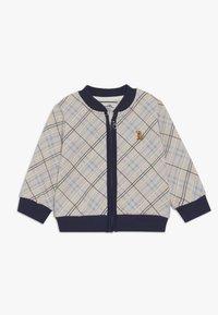 Sanetta fiftyseven - JACKET BABY - Zip-up hoodie - grey - 0