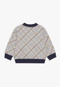 Sanetta fiftyseven - JACKET BABY - Zip-up hoodie - grey - 1
