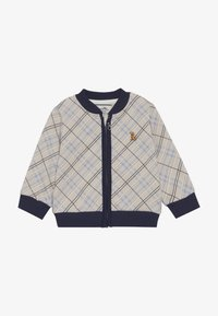 Sanetta fiftyseven - JACKET BABY - Zip-up hoodie - grey - 2