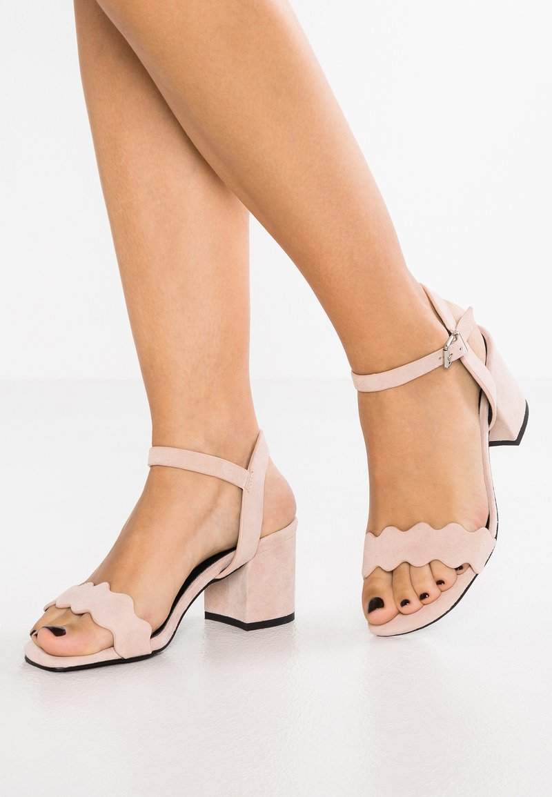 Sol Sana - ASHLEY HEEL - Sandals - pink
