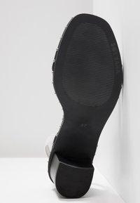 Sol Sana - NADIA HEEL - Sandals - white - 6