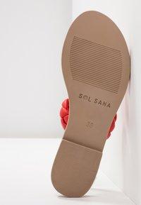 Sol Sana - VERA SLIDE - Mules - strawberry - 6