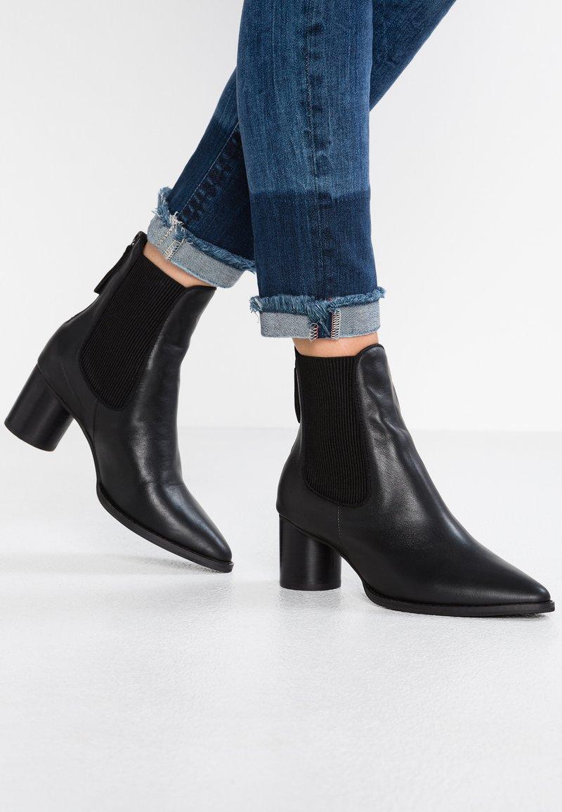 Sol Sana - ASHTON BOOT - Classic ankle boots - black